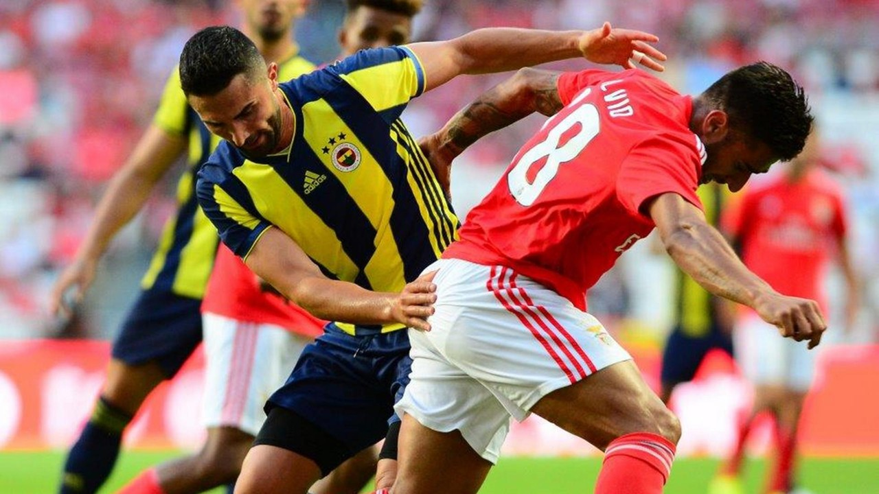 Hasan Ali Kaldirim Eduardo Salvio Fenerbahce Benfica 872018
