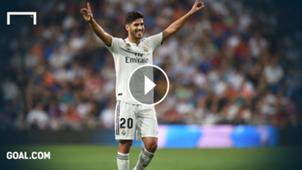 GFX Marco Asensio Real Madrid 220918