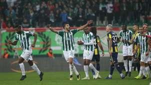 Bursaspor Fenerbahce 21012019