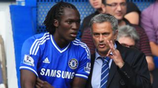 Romelu Lukaku Chelsea 2013