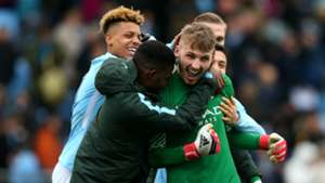 Daniel Grimshaw Manchester City