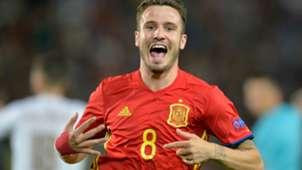 Saul Spain U21 Italy U21