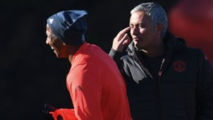 Ashley Young, Jose Mourinho