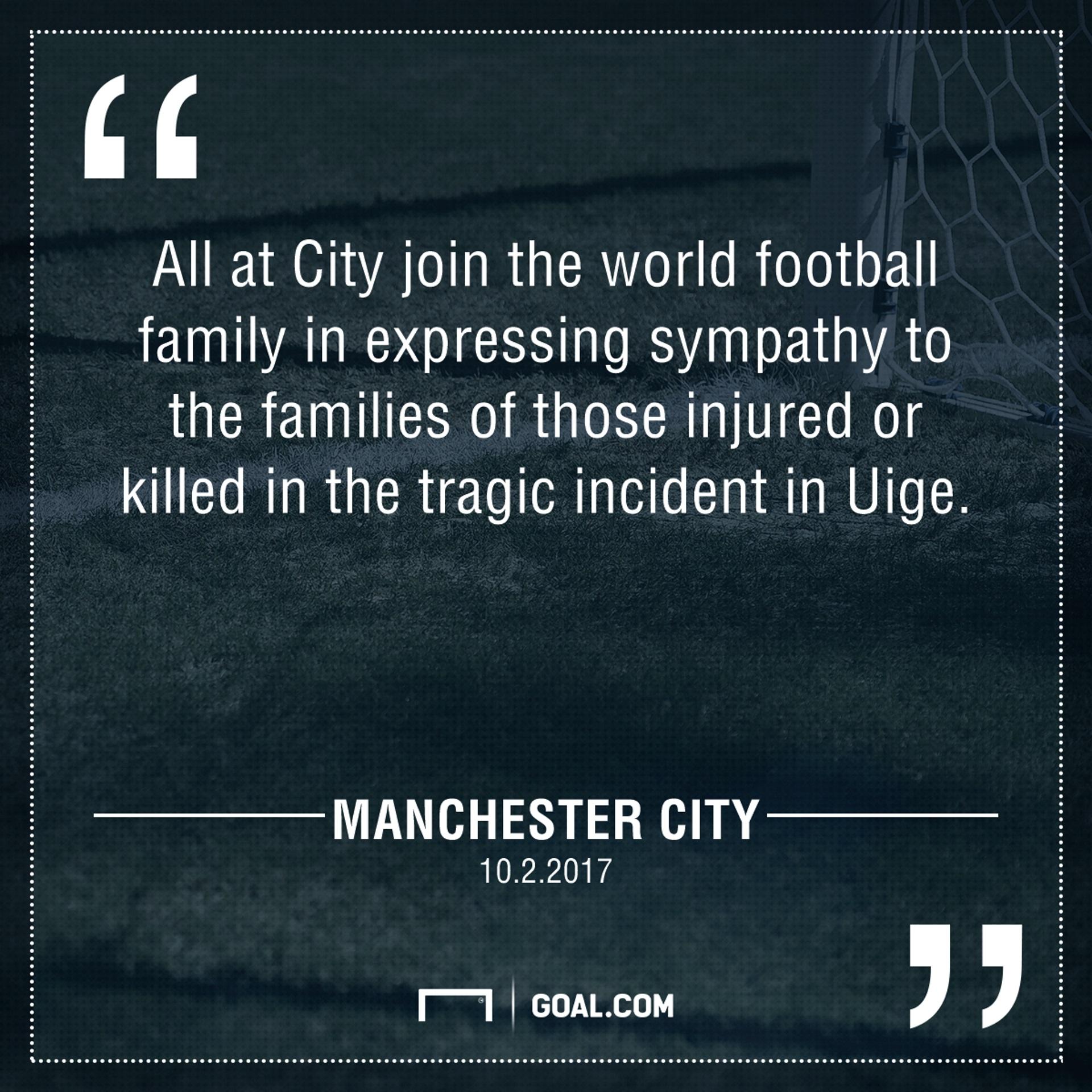 Man City Uige PS