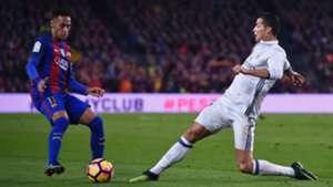 Neymar Cristiano Ronaldo La Liga 2016