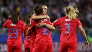 carli lloyd usa thailand women world cup france 2019 frauenfußball wm weltmeisterschaft united states