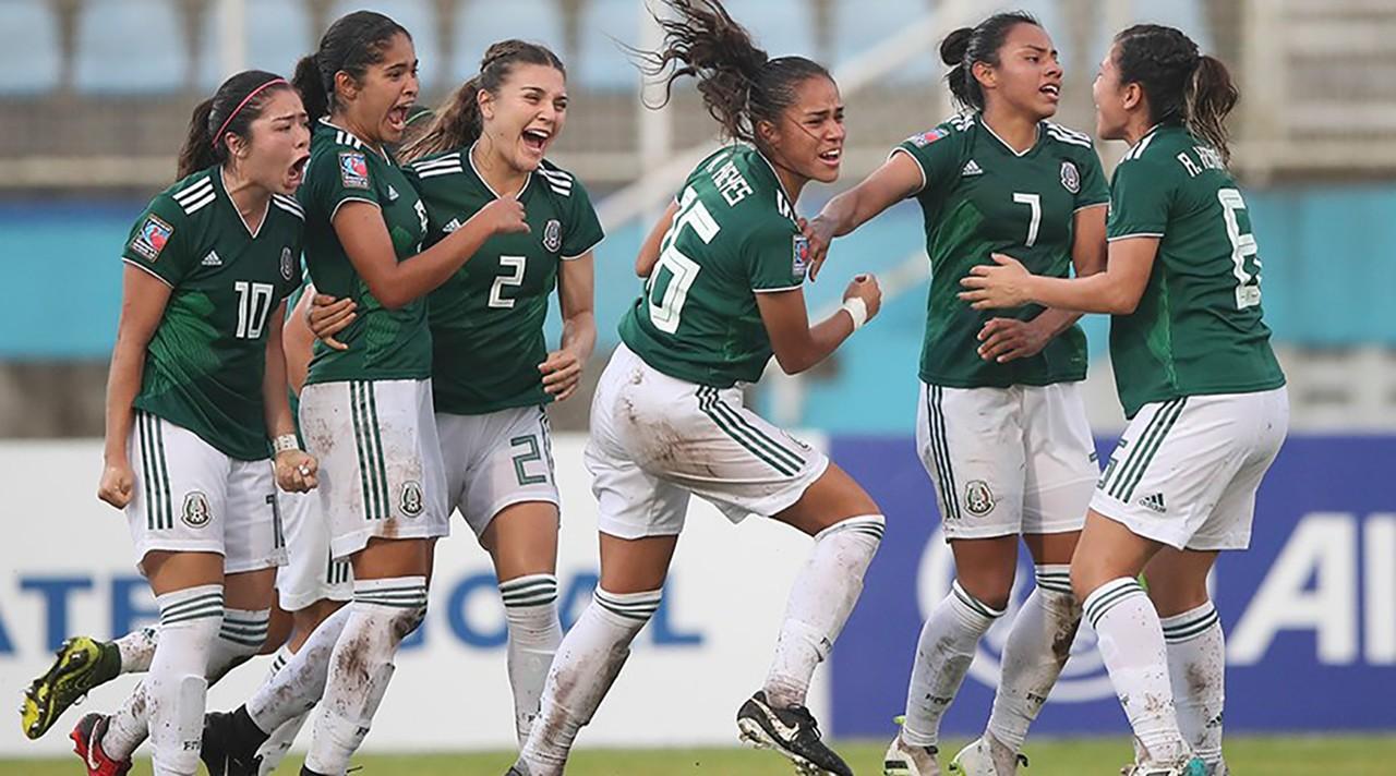 Resultado de imagen para seleccion femenil mexico campeonas