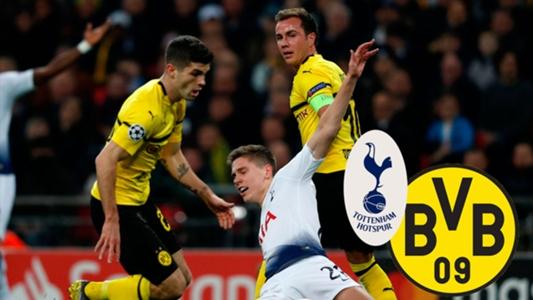 Tottenham Gegen Bvb: Spurs Schießen BVB Ab! Tottenham Hotspur Gegen Borussia