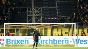 Borussia Dortmund Augsburg fan protest