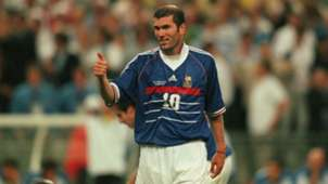 Zinedine Zidane Francia Brasil 1998 France Brazil World Cup