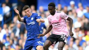 Leicester City's Ndidi misses Sheffield United clash with hamstring injury