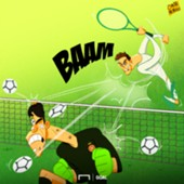 CARTOON: Anyone four tennis?