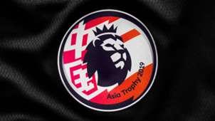 Premier League Asia Trophy badge