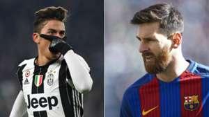 Paulo Dybala - Lionel Messi