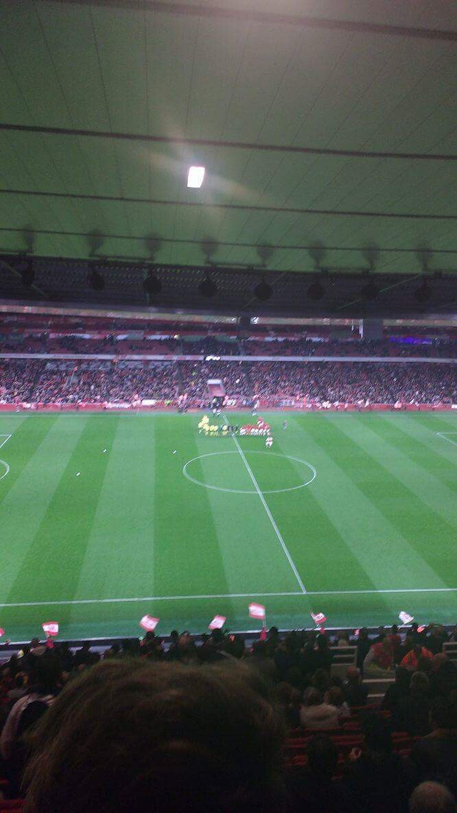 arsenal emirates stadium 25102017