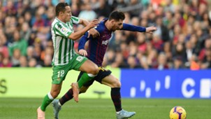 Andrés Guardado Barcelona - Betis