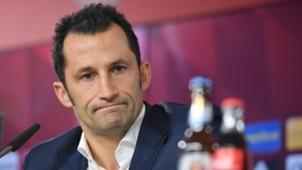 Hasan Salihamidzic, Pressekonferenz nach Ancelotti-Aus, 09292017