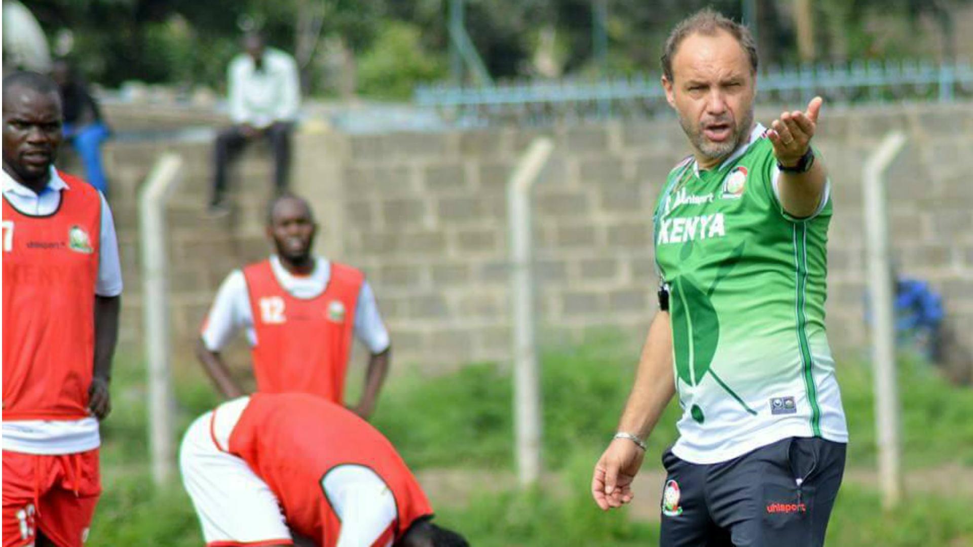 Sébastien Migné of Harambee Stars
