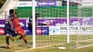 Minerva Punjab Churchill Brothers I-League 2017-18