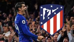 Alvaro Morata Atletico Madrid
