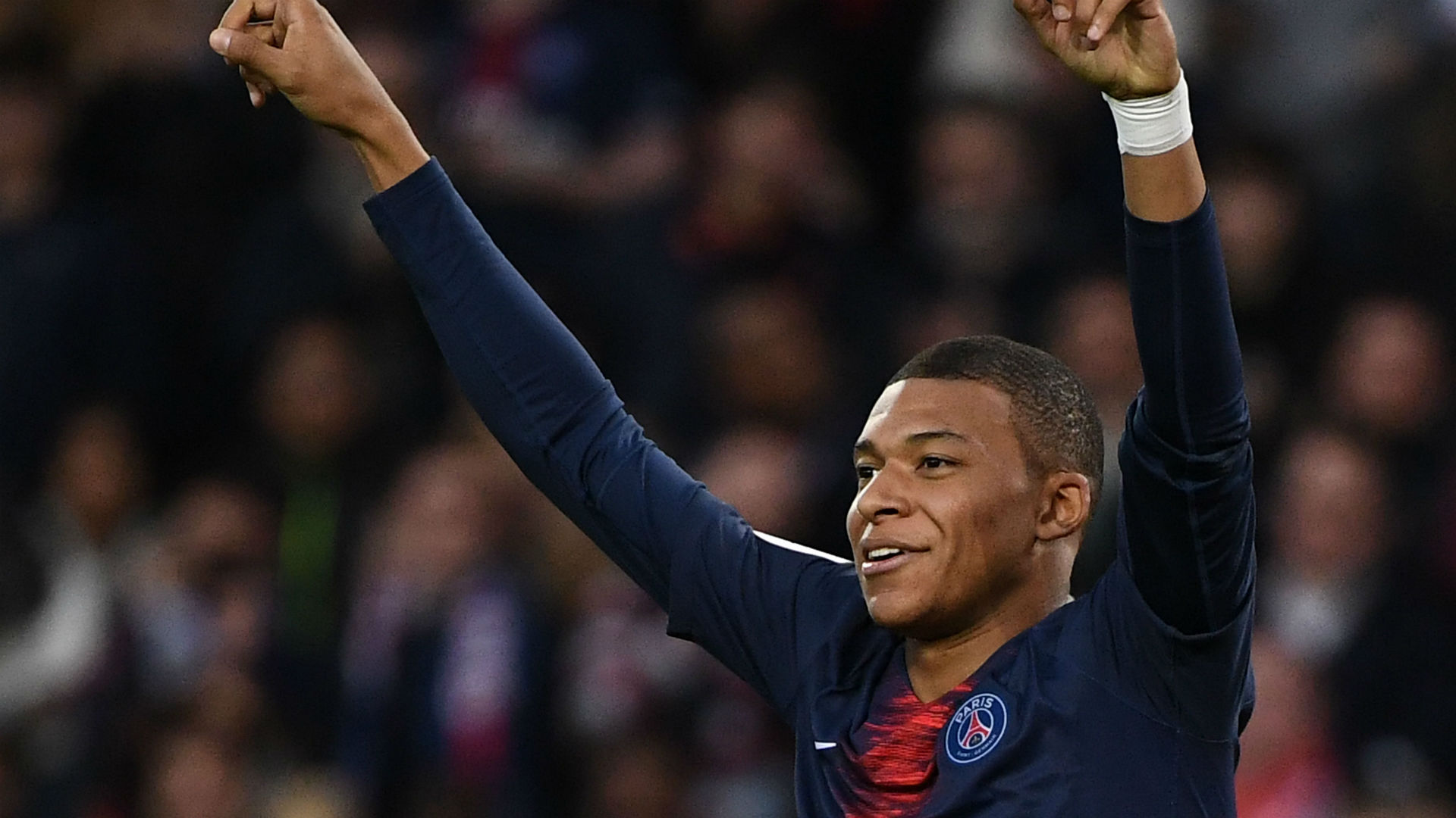 Kylian Mbappe Breaks 37-Year-Old Ligue 1 Record