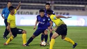 Tran Phi Ha Ba Ria Vung Tau vs Gia Dinh Second League 2019