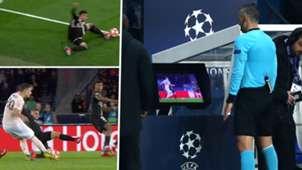 UEFA VAR Champions League 2019