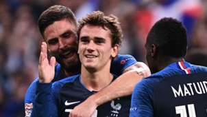 Antoine Griezmann France 2018