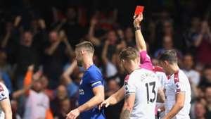 Gary Cahill Chelsea Burnley Premier League