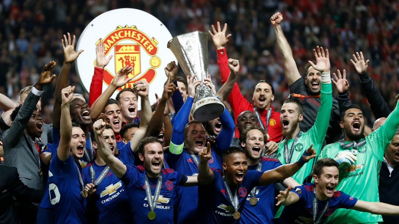 Manchester United Europa League