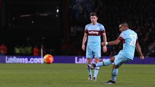 Dimitri Payet West Ham United