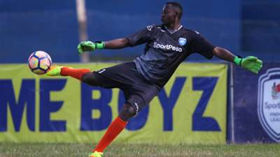 Erick 'Bakame' Ndayishimiye of AFC Leopards.