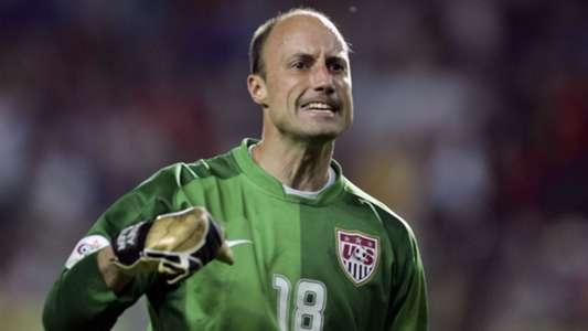 Kasey Keller USA Italy 2006 World Cup
