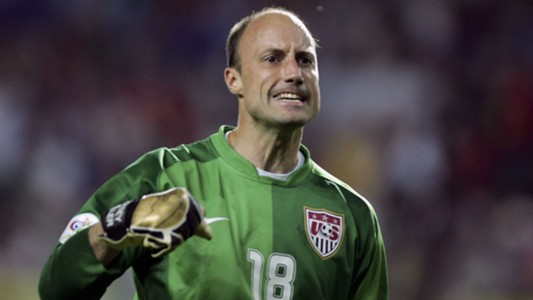 Kasey Keller USA Italy 2006 World Cup