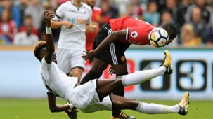Swansea City Manchester United Premier League