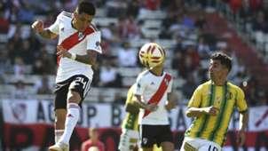 Enzo Perez River Plate Aldosivi Superliga 27102018