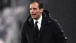 Massimiliano Allegri Juventus Real Madrid Champions League