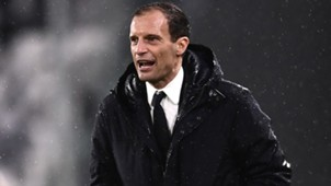 Massimiliano Allegri Juventus Real Madrid Champions League