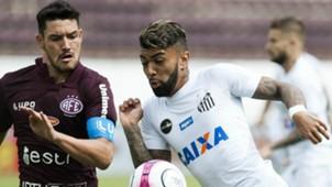 Gabigol - Santos x Ferroviária - 10/02/2018
