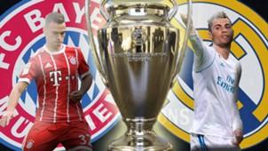 Bayern Real GOAL