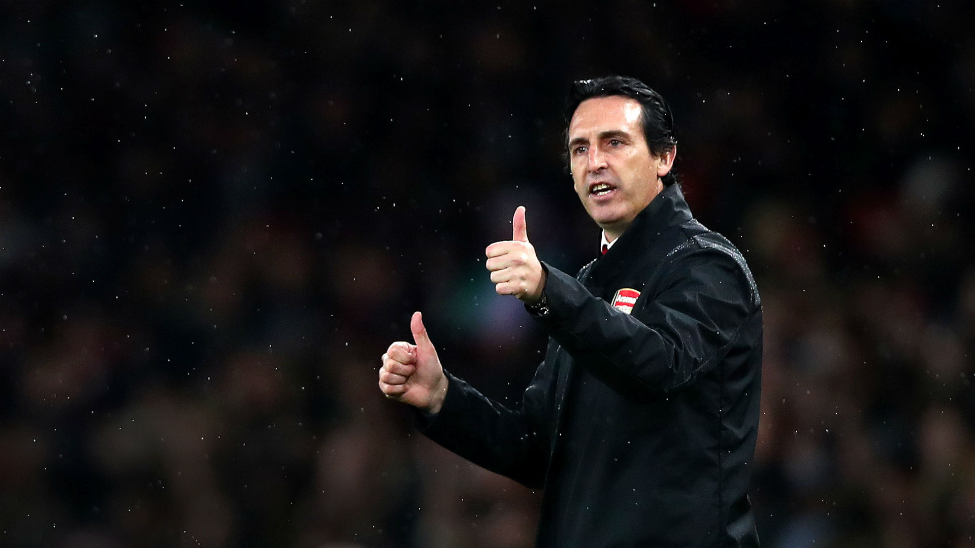 Unai Emery Arsenal Carabao Cup 31102018