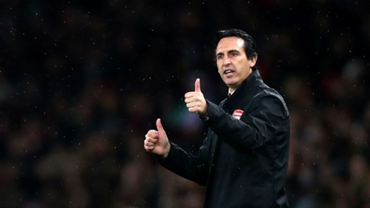 Unai Emery Arsenal Carabao Cup 31102018