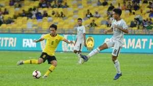 Nor Azam Azih, Malaysia v Timor Leste, 2022 World Cup Qualification, 7 Jun 2019