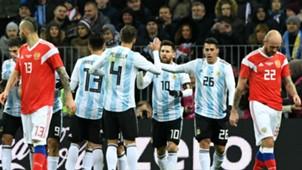 Russia vs Argentina
