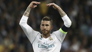 Sergio Ramos Real Madrid Liverpool