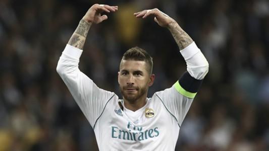 Sergio Ramos Real Madrid Liverpool