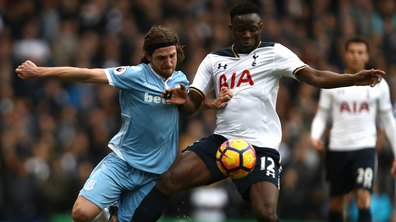 Victor Wanyama in line to feature for Tottenham against Swansea