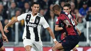 Cristiano Ronaldo Juventus Bologna Serie A