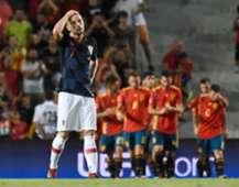 Rakitic vs Spain