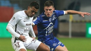 Remi Walter Mathieu Dossevi Troyes Metz Ligue 1 17022018